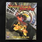 Death Track Racing (pc, 2000) Pc Vintage Computer Game Take 2 Interactive