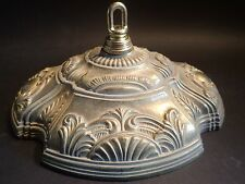 Cast Brass Large Ceiling Canopy Loop and parts included other Uses Sconce Back
