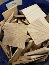 1 Dozen Ash wooden wedges