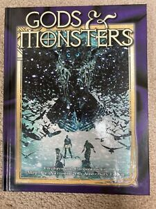 mage the ascension gods and monsters