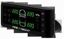 TPMS Tire Pressure Monitoring System  4 Tires Sensor  RV Trailer Classic Car