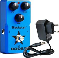 Blackstar LT-Boost Effektpedal für E-Gitarre + Netzteil 9V