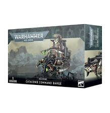 Games Workshop Warhammer 40,000 - Necrons: Catacomb Command Barge