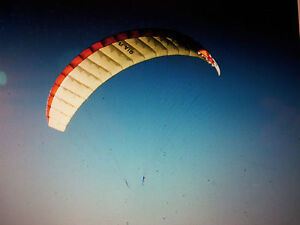 "Para-RC Gleitschirm ""RC-Flair 4.5"" -Orange/Weiss/Lime 67006700"