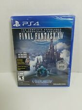 Final Fantasy Xiv Online:The Complete Experience: A Realm Reborn+Heavensward Ps4