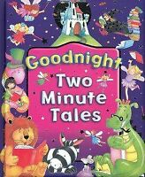 Very Good, Goodnight Two Minute Tales, Brown Watson, Paperback