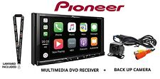 "Pioneer AVH-2330NEX 7"" DVD Receiver Apple CarPlay Bluetooth HD Radio Backup Cam"