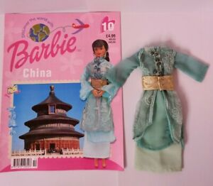 Discover The World With Barbie #10 China