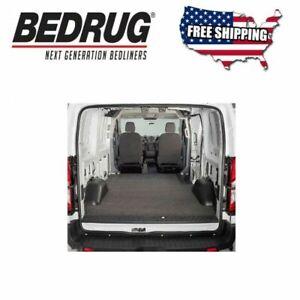BedRug VRDPC14 Fits Ram Promaster City VanRug Cargo Van Carpet Floor Liner