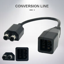 For Xbox 360 to Slim Host  Power Supply Converter Cable AC Adapter Cord Lead