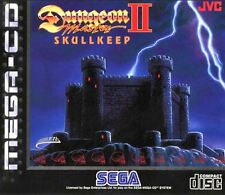 Sega Mega CD Spiel - Dungeon Master II (2) Skullkeep (mit OVP)