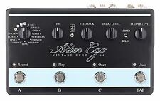 BRAND NEW TC Electronic Delay Pedal with 4 TonePrints & Looper - Alter Ego X4