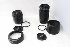 (6684) Tamron AF ASPH 28-80mm, AF 80-210mm (2) Lens SET Minolta Sony, N-MINT!!