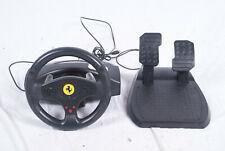 Thrustmaster Racing Wheels Ferrari GT Experience Lenkrad Pedale PC PlayStation