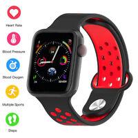 M33 Women Men Smart Watch Waterproof Heart Rate Blood Pressure Sleep Monitoring
