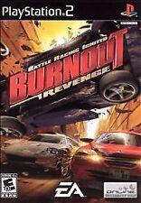 Burnout: Revenge (Sony PlayStation 2, 2005)