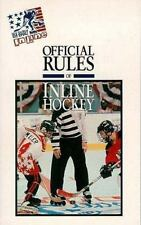 Official Rules of In-Line Hockey: USA Hockey Triumph Books