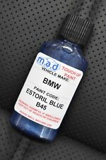 BMW ESTORIL BLUE B45 PAINT TOUCH UP KIT 30ML 1 3 5 7 X1 X3 X5 2012 ON