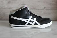 Asics Onitsuka Tiger Black Leather High Top Sneakers EU-40 Trainers Size US-7