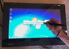 Mint! Wacom DTU-1631|Graphic Design Tablet|Interactive Pen Display|Touchscreen