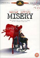 Misery - 2008 James Caan, Kathy Bates, Richard Farnsworth New Sealed UK R2 DVD