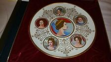 "The ""Queens of England"" Jubilee Commemorative Plate 1977"