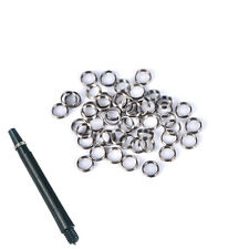 New listing Pack of 50 Dart O Ring Springs for Flights Stems Shafts Free P&P Super Value ^P