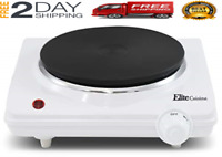 Commercial Induction Burner Electric Portable Countertop Cooktop Cooker 1000W