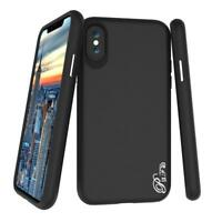 For Apple iPhone 7 8 Plus X New Genuine Shock Proof Dual Layer Phone Case Cover