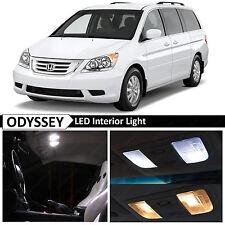 15x White LED Light Interior Package Kit for 2005-2010 Honda Odyssey + TOOL