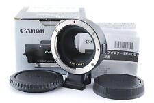 Cannon Mount Adapter EF-EOS M for EF Lens to EOS-M [ Near Mint ] Japan 799989
