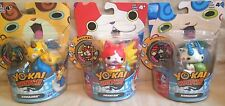"Lot of 3-Yo-Kai watch Anime Action Figure Animal Cat toy Hasbro 2015-3"""