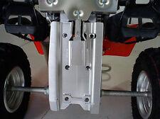 HONDA TRX450ER SWING ARM SKID PLATE .190 (ALL YEARS)TRX SWINGARM 450R 450ER BASH
