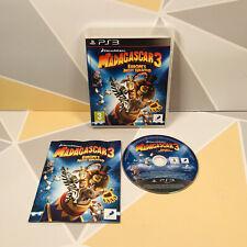 Madagaskar 3 Europas meistgesuchte * ps3 Sony Playstation 3-Schnelle Post-Spass Geschenk
