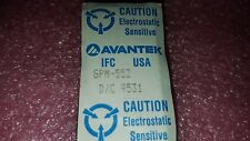 1x AVANTEK  GPM-552 , 5MHz - 500MHz RF/MICROWAVE WIDE BAND AMPLIFIER MODULE , NE