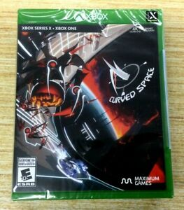 BRAND NEW Curved Space (Xbox Series X / Xbox One) MAXIMUM GAMES SHIPS FAST
