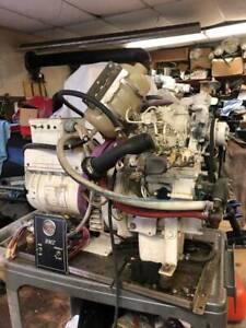 BMZ / Kubota MDKM6CR001 ,  6 KW Marine Diesel Generator