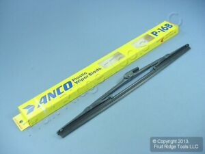"New Anco P-16B Plastic 16"" Windshield Wiper Blade Replacement 405 mm Made in USA"