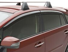2012-16 Subaru Impreza Sedan  2015-19 WRX STI Side Window Deflectors E3610FJ860
