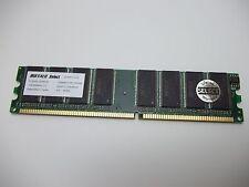 1GB BUFFALO DD4003-1G/B PC-3200 128MX64 Memory 400MHz NonECC Unbuffered RAM