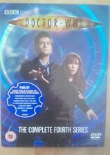 Doctor Who - Series 4 - Complete (DVD, 2008, 4-Disc Set) New and sealed