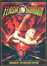 FLASH GORDON (SAVIOUR OF THE UNIVERSE EDITION) NEW DVD