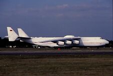 Original colour slide An-225 Myra CCCP-82060 of Aeroflot