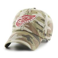 '47 NHL Women's Sparkle Camo Clean Up Adjustable Hat
