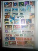 Weltraum Raumfahrt Briefmarken Space Stamps Sellos Timbres 002