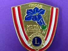 pins pin's broche lions club 1989 austria