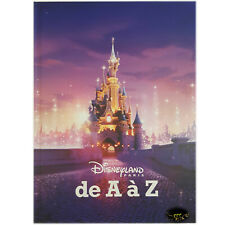 Disneyland Paris - 25 Years - A-Z - Collectable book english/sealed + Parkmap