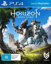 Horizon Zero Dawn PS4 Game NEW