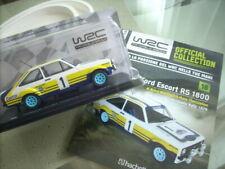 AUTO DA RALLY  FORD ESCORT RS 1800   WRC SCALA 1/24