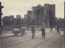 Pays-Bas Nederland Photo Amateur Vintage argentique ca 1905